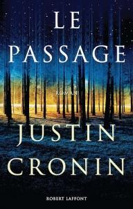 Le-Passage-de-Justin-Cronin-éditions-Robert-Laffont